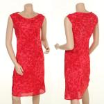 Kleid 1-4141-1 von Noa Noa in der Farbe Rot (Dark Geranium)