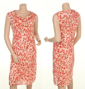 Kleid 1-4141-1 von Noa Noa in der Farbe Rot (Red Clay)