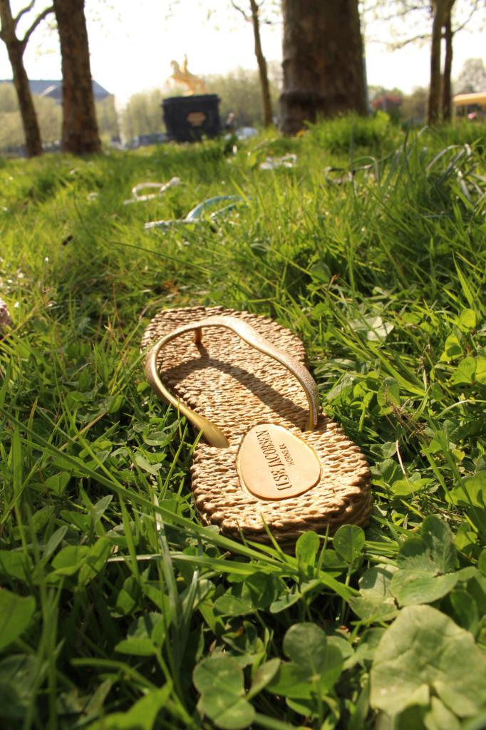 Woche 2 Bild 1: Flip Flops von Ilse Jacobsen