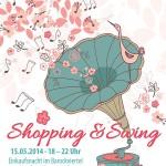 Shopping & Swing: Lange Einkaufsnacht (Vorderseite)