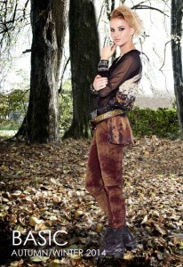 Freche Herbstmode 2014 von Nü by Staff-Woman