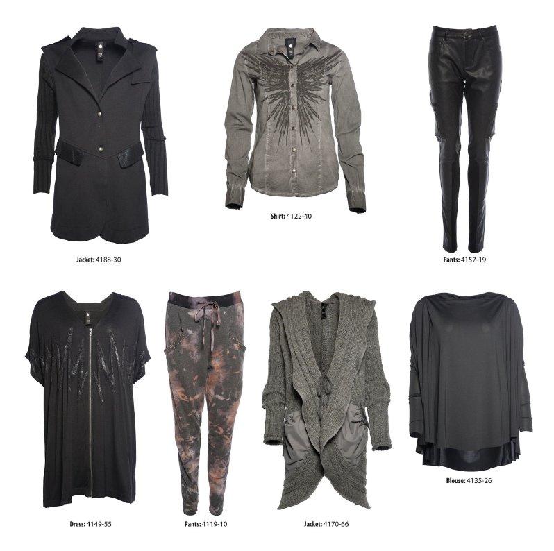 7 modische Einzelteile für 7 Herbst-Outfits von Nü by Staff-Woman (Quelle: nu-woman.dk)
