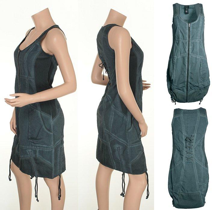 Kleid 4106-23 von Nü by Staff-Woman in der Farbe Petrol