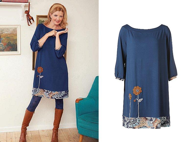 """Kleid """"Glorias Gain"""" von Du Milde (Quelle: dumilde.com)"""
