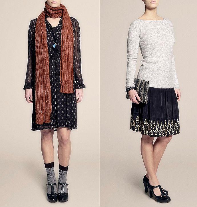 Winterkollektion 2014 von Noa-Noa