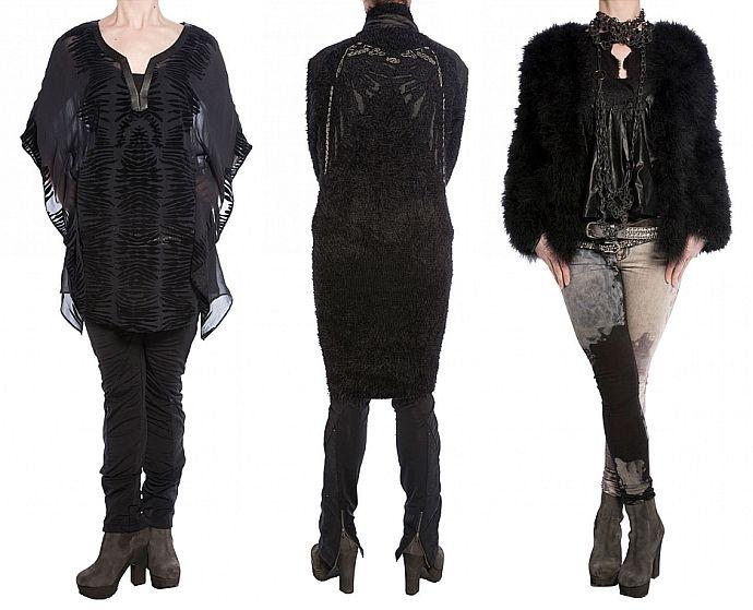 Mode im Winter 2014 von Nü by Staff-Woman