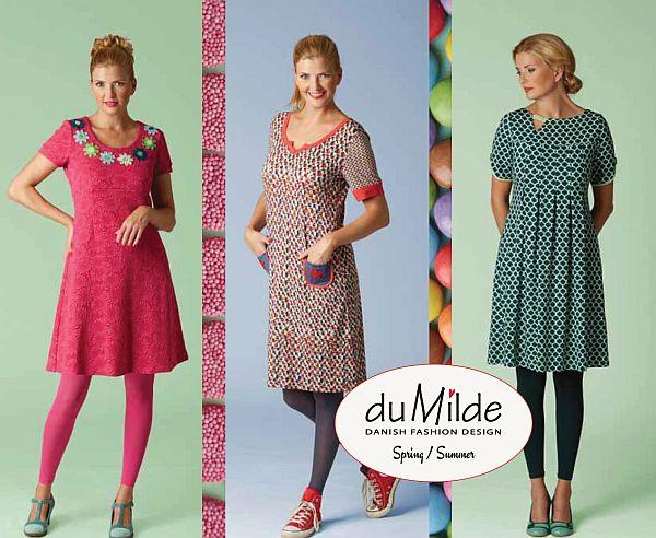 Frühlings- und Sommerkollektion von Du Milde (Quelle: dumilde.com)