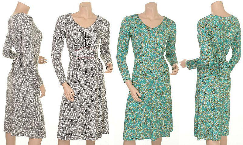 Frühling 2015: Schleifen-Kleider Girthika und Grethel von Container
