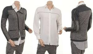Jacket 4309-35 und Blouse 4313-40 von Nü by Staff-Woman