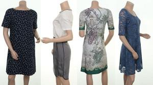 Kurzarm Kleider von Noa Noa, Container und PartTwo