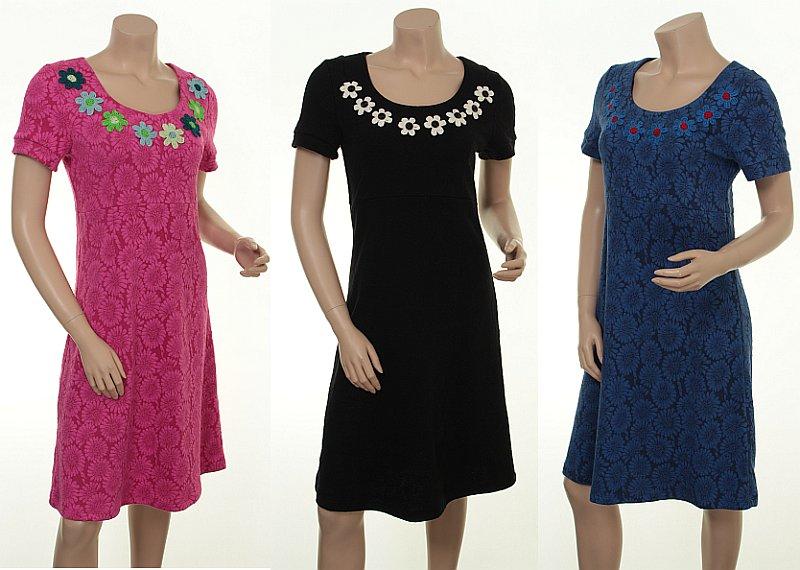 Das Yvonne-Kleid (Olsenbande) von Du Milde in verschiedenen Ausführungen