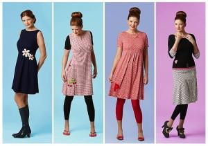 Du Milde Kleider aus der Sommerkollektion 2015 (Quelle: dumilde.com)