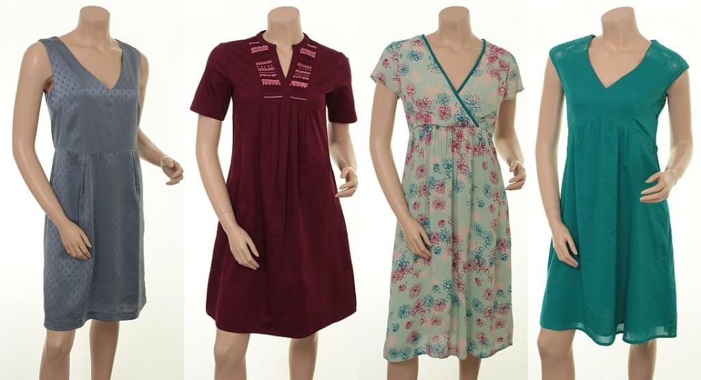 &Hübsch und Noa Noa: Wundervolle Kleider aus Seide und Baumwolle