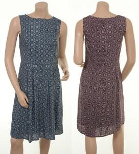Kurzarm-Kleid Antonia von Sorgenfri Sylt