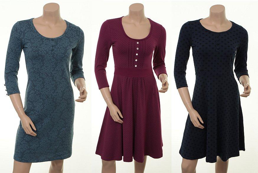 Feminine Kleider für den Herbst