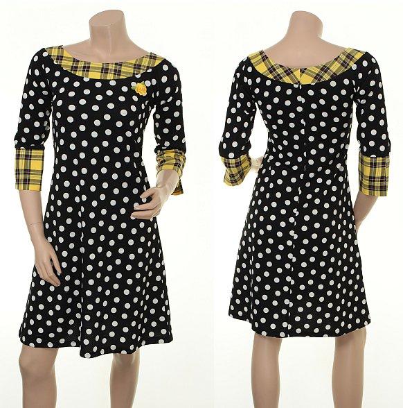 Kleid Annsa Bell von Margot