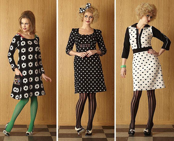 Herbstkleider von Margot: Mila Cream, Della Dingdong und Dora D Dancing