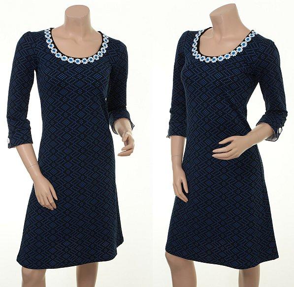 Vintage-Kleid Vinnie Vintage (00696) von Margot