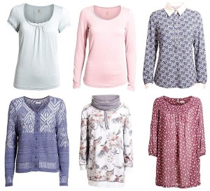T-Shirts, Pullover, Strickjacke und Blouse von Container und XO