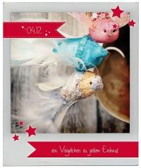 04.12.2015 Julekalender: Ein Vöglchen zu jedem Einkauf