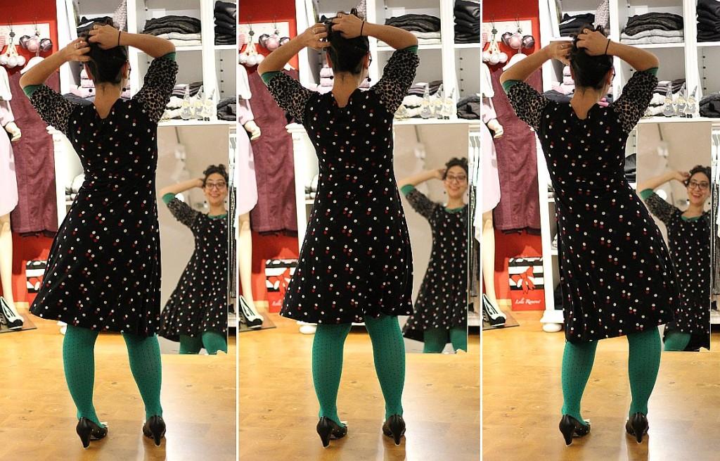 """Tanz-Outfit: Kleid """"Kira Slowspeed"""" von Margot und Schuhe """"Elsie"""" von Lola Ramona"""