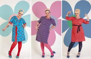 Unsere XXXL-Kleider von Margot: Fifi Funlove, Sticky Nicky und Holly Honda