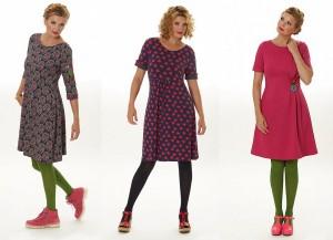Frühlingskleider von Du Milde: Bittens Buketter, Klaras Klovereng und Klaedelige Katrine