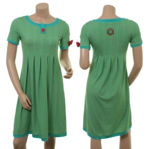 Grünes Sommerkleid Dittes Dejlige von Du Milde