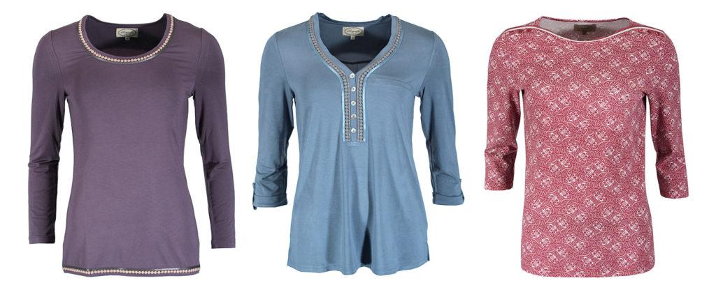 Shirt Astrid, Bente und Moa (Quelle: sorgenfri-sylt.com)