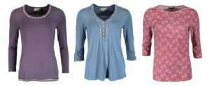 Shirt Astrid, Bente und Moa von Sorgenfri Sylt