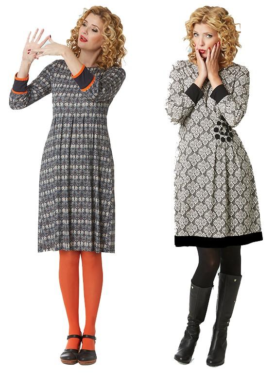Kleid Calm Claire und Trouper Tina