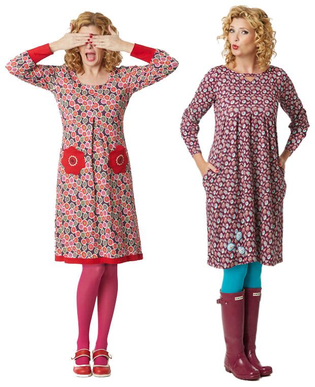 Kleid Golly Gudrun und Bringing Betty von Du Milde