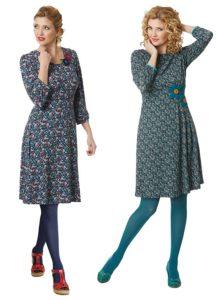 Kleid Hannas Happy Day und Valeries Vanity von Du Milde