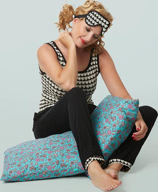 Schlafanzug Pippas Py von Du Milde