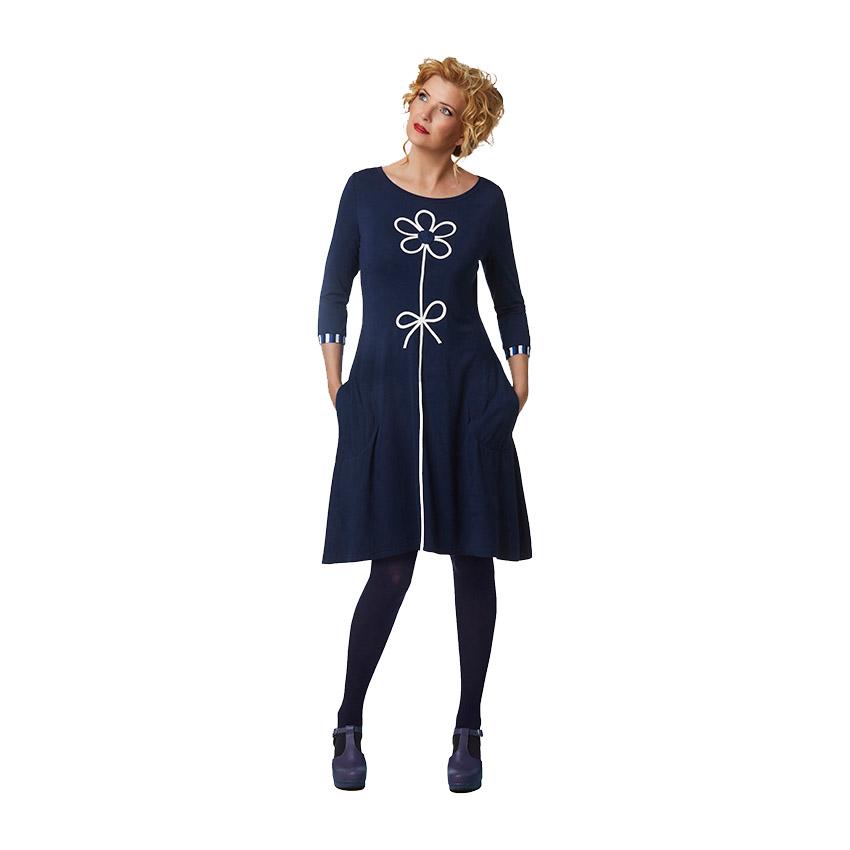 Kleid Blueish Caroline von Du Milde