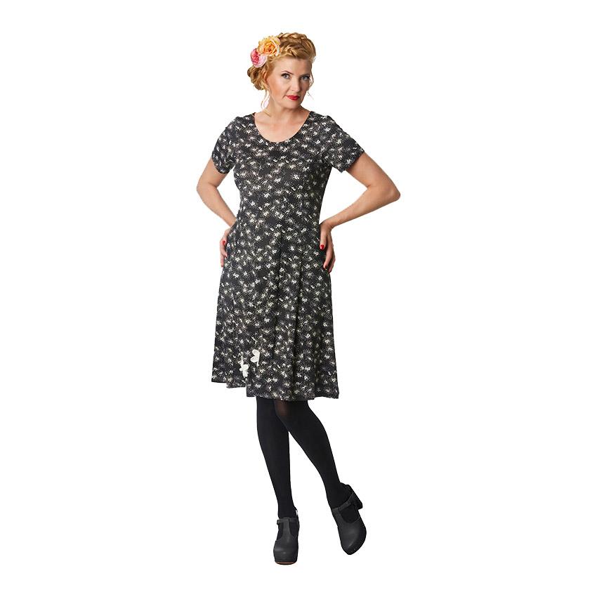 Kleid Ninna Romantic von Du Milde