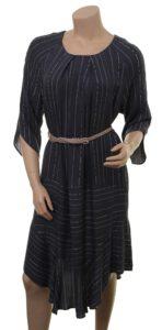 Rayon Kleid 1-7164-1 von Noa Noa in der Farbe Print Grey