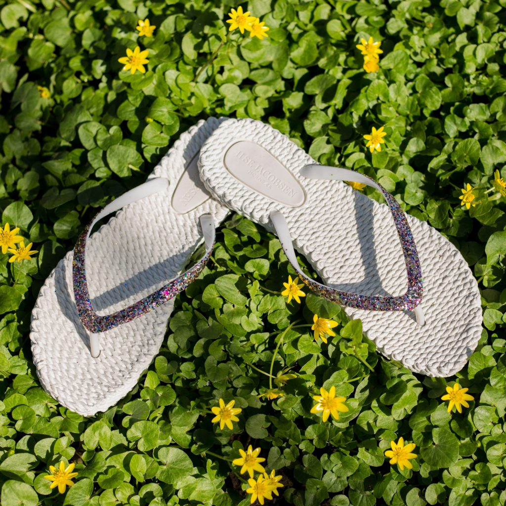 Flipflop CHEER0191-A-120 in Creme
