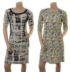 Kleid Blue Passion und Palma von Endless Moda Denmark