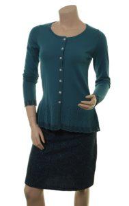 Knitwear Linda 27-075-309 in denim von Sorgenfri Sylt