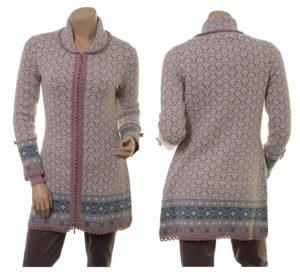 Knitwear Lotta (18-073-404) in powder von Sorgenfri Sylt