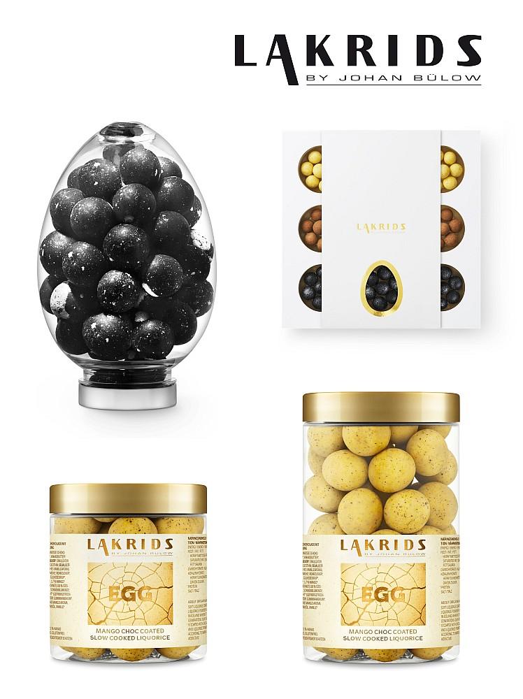 Ostern 2018 - Egg Dolce de Leche, Kalaha Box, Egg Organic Mango Vanilla