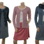 Outfits mit Strickjacke Coraline (18-118)