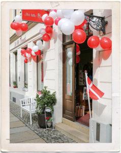 Mit lille Danmark feiert seinen 9. Geburtstag